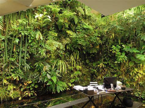 vertical indoor garden blanc s house vertical garden blanc