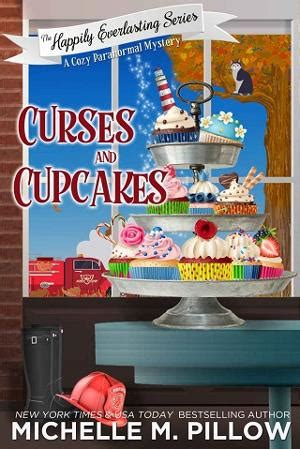 curses and cupcakes a cozy paranormal mystery the happily everlasting series volume 6 books curses and cupcakes by m pillow free at