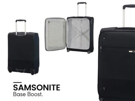 las  mejores maletas de cabina samsonite comparativa