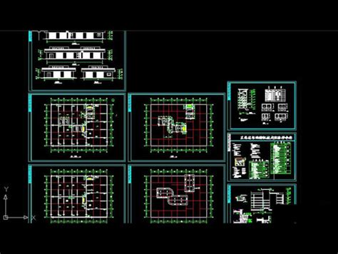 Auto Cad Floor Plan by Parking Building Plans Free Autocad Drawing Cad Blocks