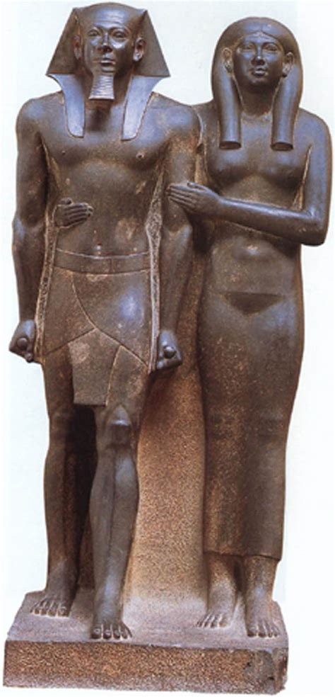 imagenes de esculturas egipcias la escultura egipcia