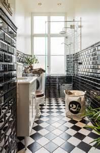 badezimmer schwarz weiß badezimmer schwarz wei 223 einrichten roomido
