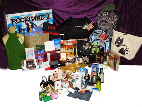 Grammys Gift Bag by New Nekfit Ipod Sport Carrier Selected For Official 51st