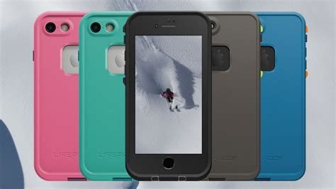 lifeproof s iphone 7 and 7 plus cases shipping soon on cnet