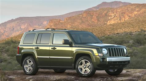2009 jeep patriot reviews 2009 jeep patriot review top speed
