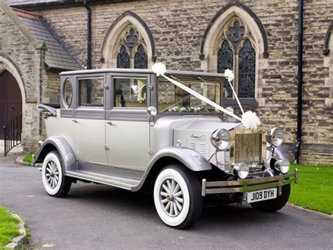 Wedding Car Hire Quote by Silver Regal Landaulette Wedding Car Hire Get A Free Quote