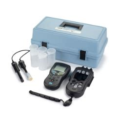 Portable Multi Ph Meter Hach Hq40d hq40d portable ph and conductivity tds meter field kit