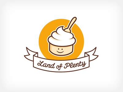 Scoop Sendok Takar Es Krim Bulat cara desain 16 logo eskrim keren untuk inspirasi