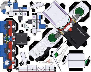 Papercraft Gundam - axia gundam papercraft