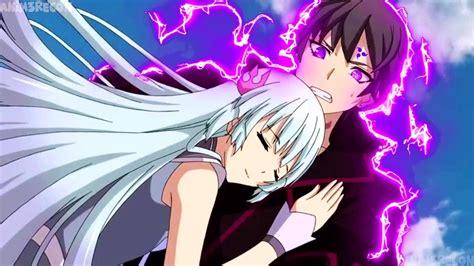 top  magicromance anime  main character  strong