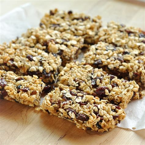 how to make granola bars at home kitchn