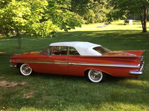 1959 chevrolet for sale 1959 chevrolet impala for sale 1968169 hemmings motor news