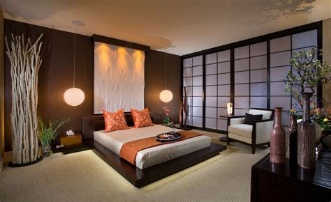 Asian Bedroom Design | how to make your own japanese bedroom