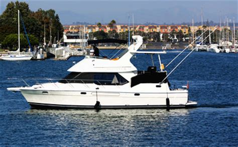 marina del rey small boat rental onboat inc 187 40 bayliner motor yacht