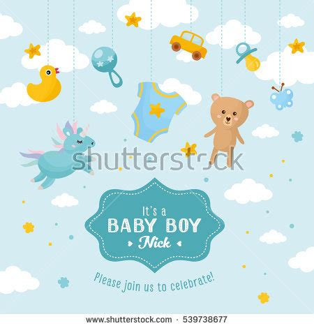 baby shower place card template free babyj images usseek