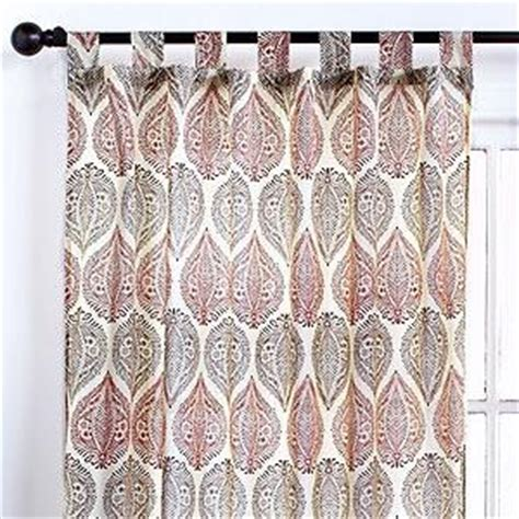 batik curtain batik paisley voile curtain curtains and drapes world