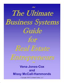 Mba Marketing In Real Estate by Vena Jones Cox Mccall Real Estate Mba Ultimate
