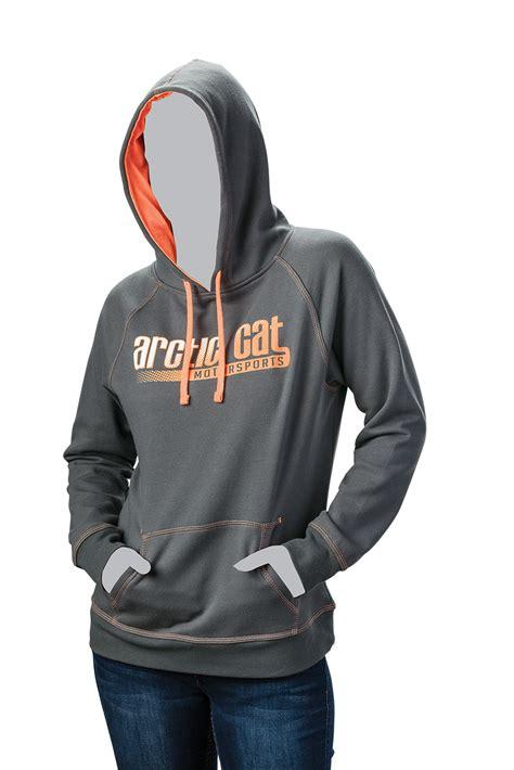 Hoodie Arctic Cat arctic cat inc arctic cat motorsports hoodie x large