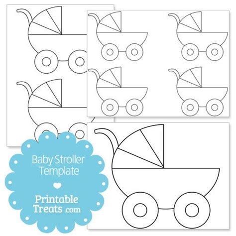baby carriage template for cards 17 best images about patterns templates on