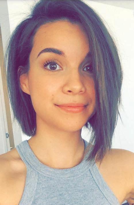 corte pelo al 1 10 cortes de pelo perfectos para mujeres con cara redonda