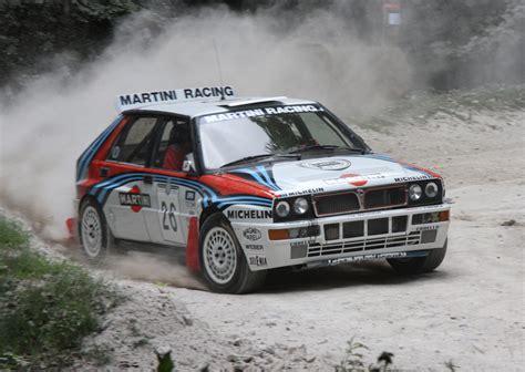 Lancia Delta Integrale Rally Lancia Delta Integrale Rally