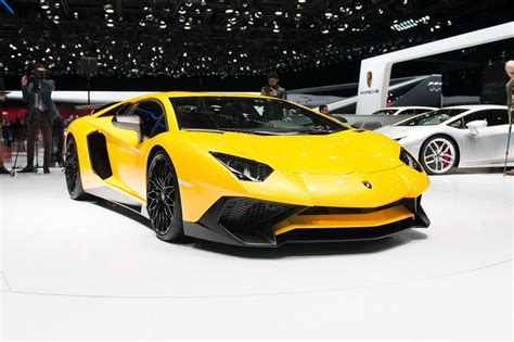 Lamborghini Aventador Max Speed 2015 Lamborghini Aventador Superveloce Review Top Speed