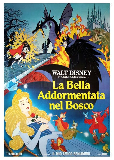 film walt disney streaming c era una volta aurora la bella addormentata