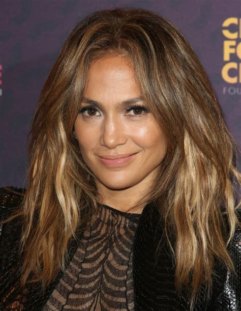 hairstyles for long hair jennifer lopez jennifer lopez hair styles 2014 feathered haircut for