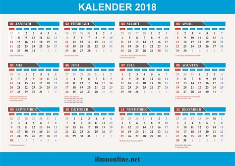 printable calendar 2018 indonesia calendar 2018 indonesia 28 images new calendar 2018