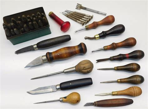 tools for upholstery work vintage german ww2 german era boot makers cobbler