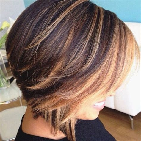 short forehead hairstyles on pinterest highlighted 17 best ideas about highlights short hair on pinterest