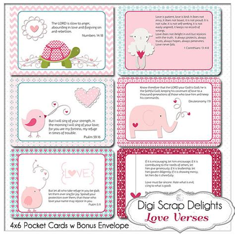 printable postcards for sunday school bible journaling cards scripture art love bible verse cards