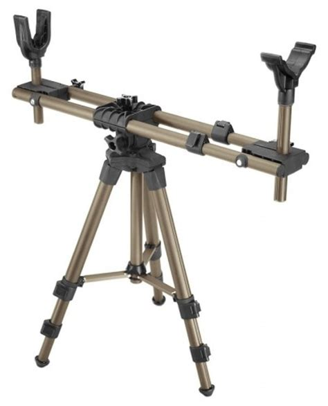 caldwell shooting bench caldwell deadshot fieldpod gun rifle crossbow shooting