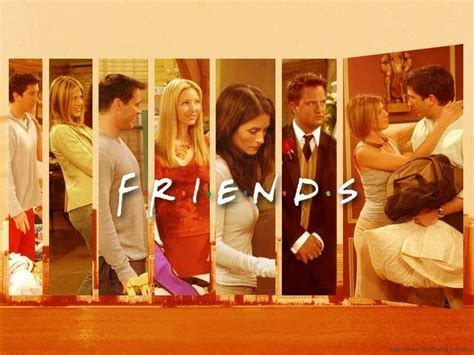 Friends F.R.I.E.N.D.S. ? Entertainment TV Series HD