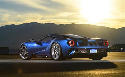 Ford Gt Engine 2017 by Drive Review 2017 Ford Gt