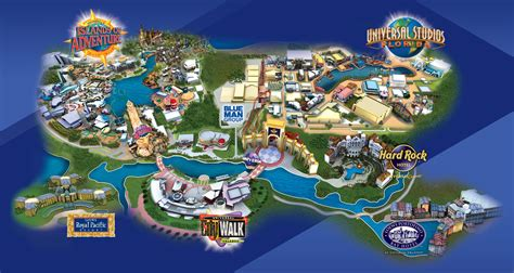universal orlando map universal orlando tickets air canada vacations