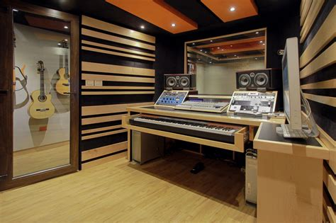 home studio wall design wes lachot design group recording studio design and