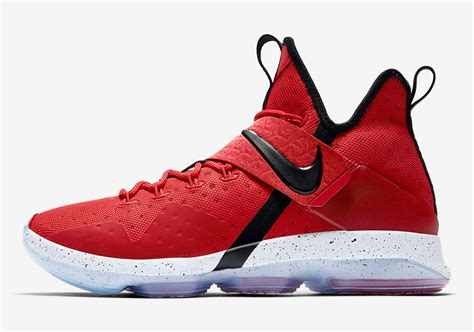 Sepatu Basket Adidas D 5 Nike Lebron Kyrie Ua nike lebron 14 brick road 852405 600 sneakernews