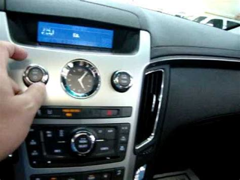 automotive air conditioning repair 2007 cadillac cts interior lighting 2008 cadillac cts 3 6 v6 black vehiclemax net 30689 used cars miami fl youtube