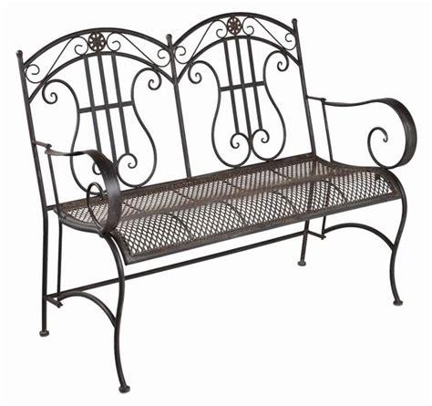 panchine ferro battuto cool panchina liberty panca divanetto panchetta ferro casa