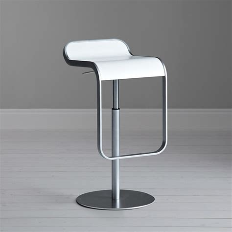 Designer Bar Stools Kitchen La Palma Lem Bar Stool Contemporary Bar Stools And
