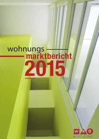wag the zusammenfassung wag wohnungsmarktbericht 2015 by wag linz issuu