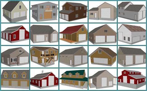 garage plans  apartments