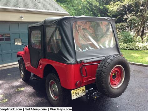 1964 Jeep Cj5 Photo7