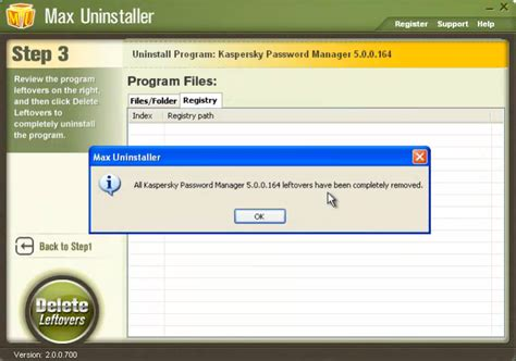 reset kaspersky uninstall password uninstall kaspersky password manager how to uninstall