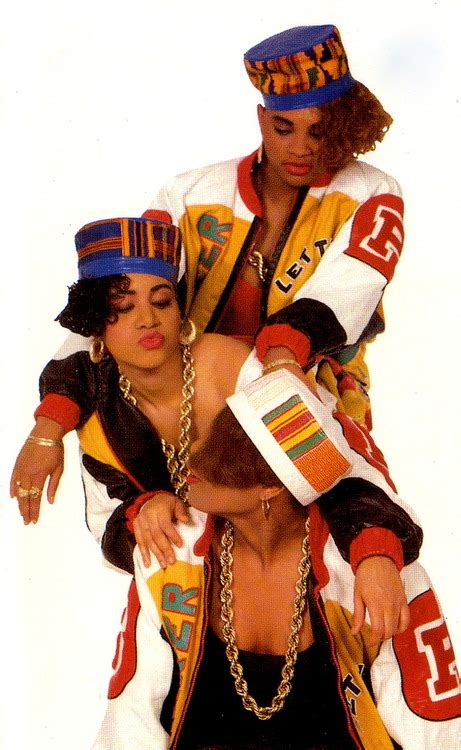salt n pepa hairstyles the decades of hip hop fashion the 80 s early 90 s