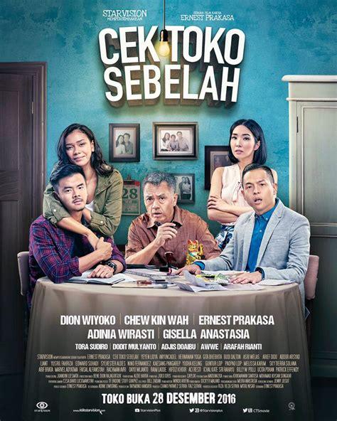 film cek toko sebelah vidio com cek toko sebelah wikipedia bahasa indonesia