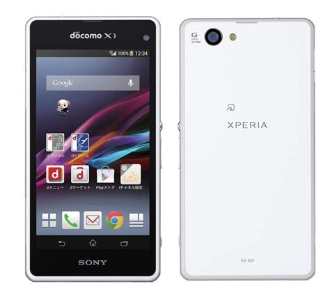 Hp Sony Xperia Z1 Mini sony xperia z1 mini global release inbound