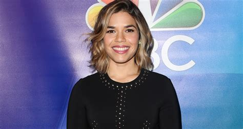 Not So Betty The Photoshoot With America Ferrera by America Ferrera Is A Mini Betty Reunion On