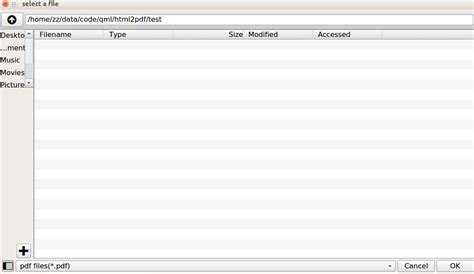 qml loader layout python filedialog shows different interface with python3